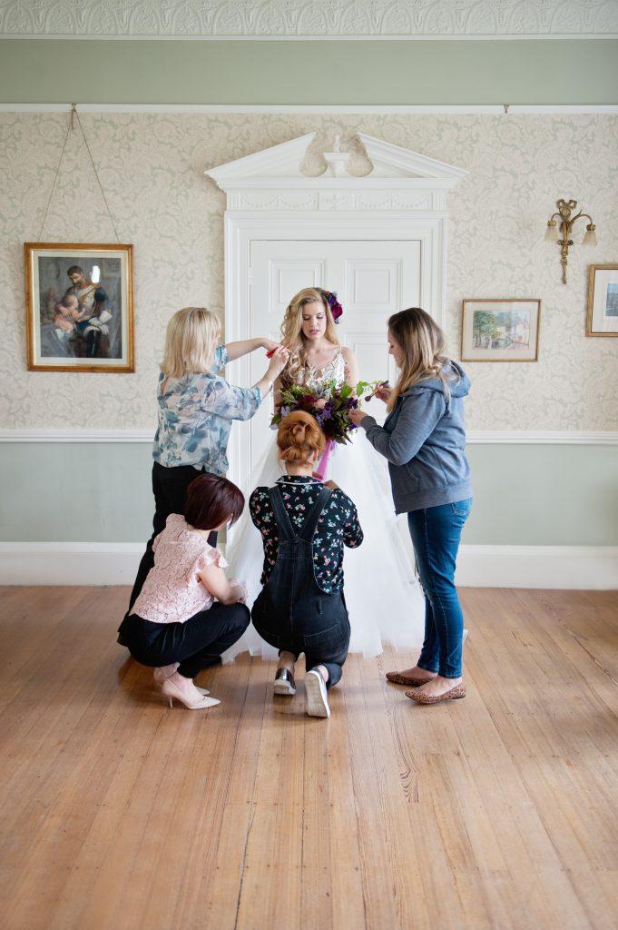 IkonworksHampshire Wedding Photographer - Wedding Ideas shoot - Penton park -007 (2)